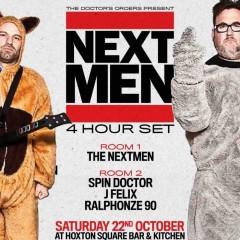 The Nextmen (4 Hour Set)