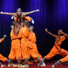 The Warrior Monks