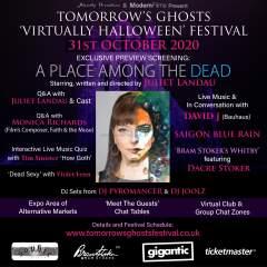 Tomorrow's Ghosts 'Virtually Halloween' Festival
