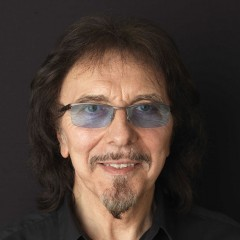Tony Iommi with Phil Alexander