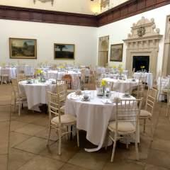 Wollaton Hall Afternoon Tea