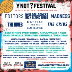 Y Not Festival