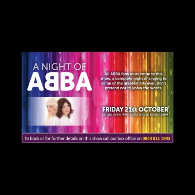 A Night of Abba tickets