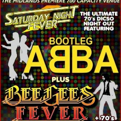 ABBA + Bee Gees  tickets