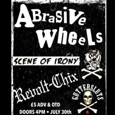 Abrasive Wheels tickets