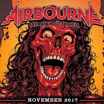 Airbourne tickets