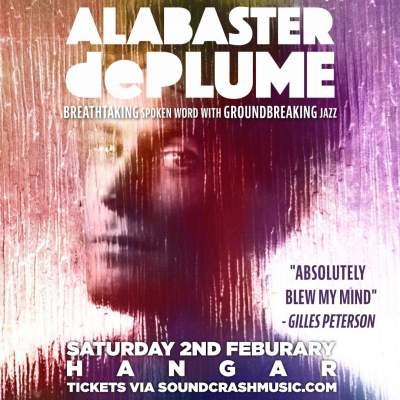 Alabaster DePlume tickets