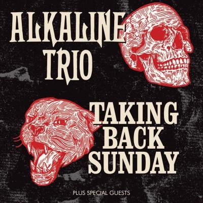 Alkaline Trio tickets