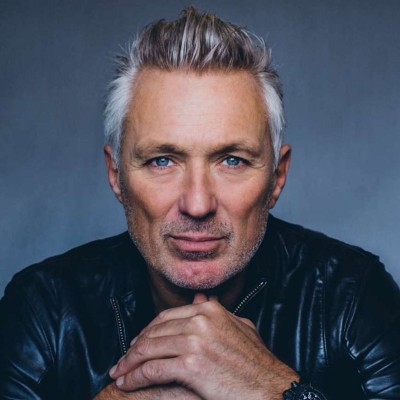 An Audience with Martin Kemp tickets