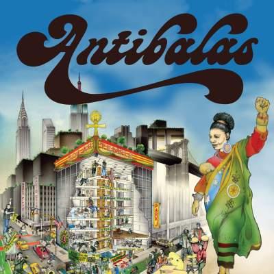 Antibalas tickets