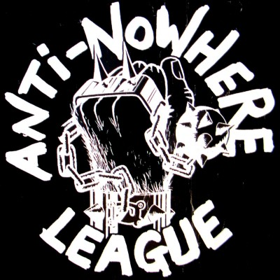 Anti-Nowhere League tickets