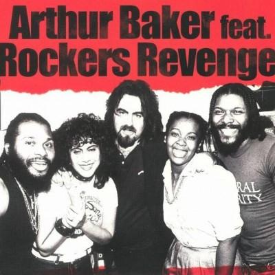 Arthur Baker & Rockers Revenge tickets