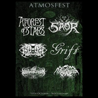 Atmosfest 2018 tickets