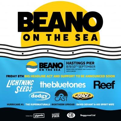 Beano on the Sea tickets