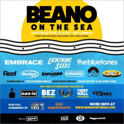 Beano on the Sea tickets