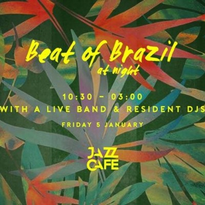 Beat Of Brazil tickets