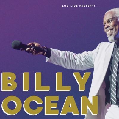 Billy Ocean tickets
