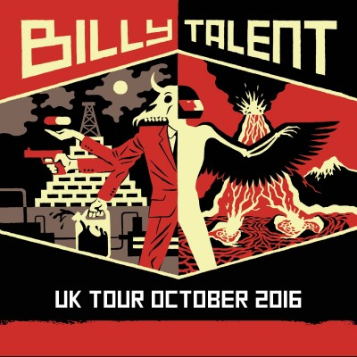 Billy Talent tickets