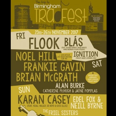 Birmingham Tradfest tickets
