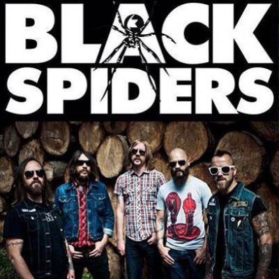 Black Spiders tickets