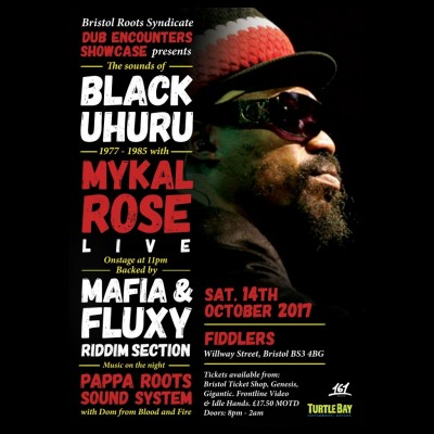 Black Uhuru  tickets