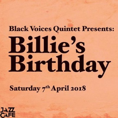 Black Voices Quintet Sing Billie Holiday tickets