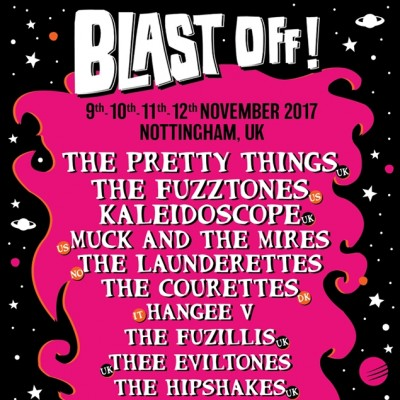 Blast Off! Festival tickets