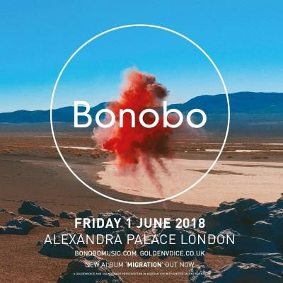 Bonobo tickets