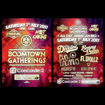 Boomtown Gatherings Carnival Summer BBQ tickets