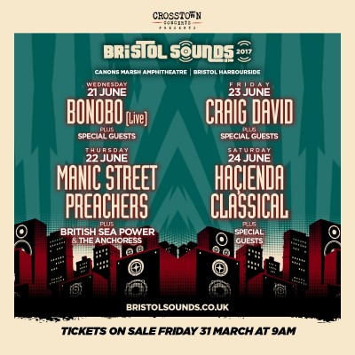 Bristol Sounds  tickets