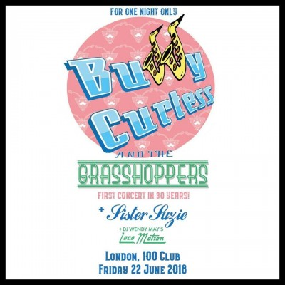 Buddy Curtess & the Grasshoppers  tickets