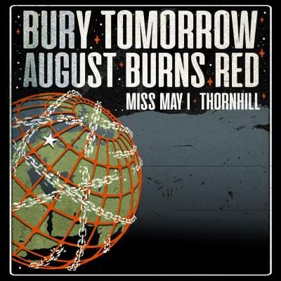 Bury Tomorrow & August Burns Red tickets