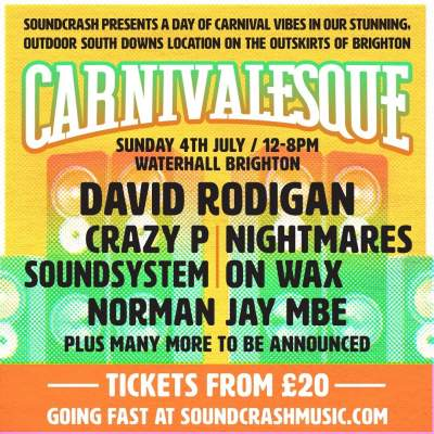 Carnivalesque  tickets