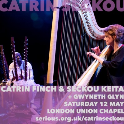Catrin Finch & Seckou Keita tickets