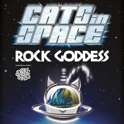Cats in Space image