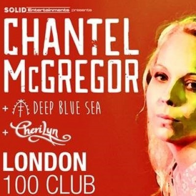 Chantel McGregor tickets