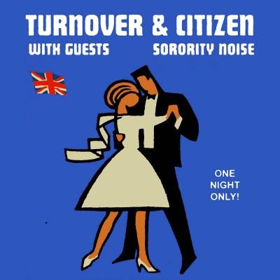 Citizen & Turnover tickets