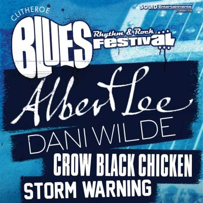 Clitheroe Blues Festival tickets