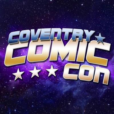 Coventry Comic Con tickets
