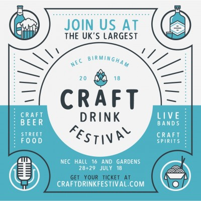 Craft Drink Festival tickets