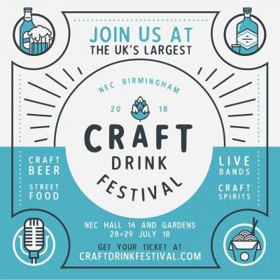 Craft Drink Festival tickets