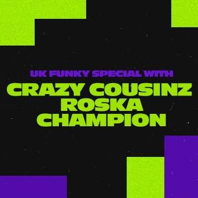 Crazy Cousinz tickets