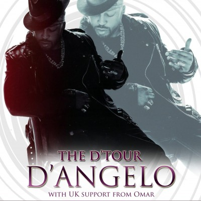 D'Angelo tickets