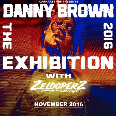 Danny Brown tickets