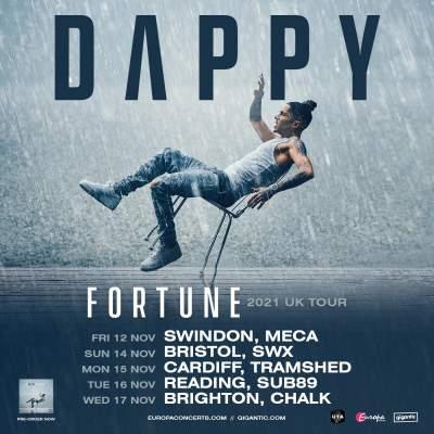Dappy tickets