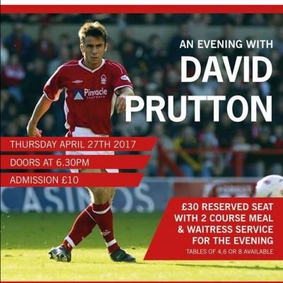 David Prutton tickets