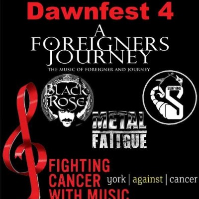 Dawnfest 4 tickets