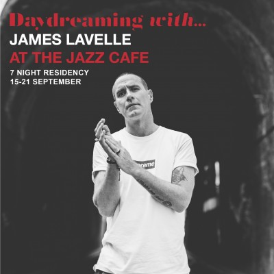 Daydreaming with James Lavelle tickets