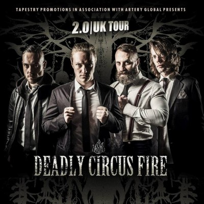 Deadly Circus Fire - Manchester tickets