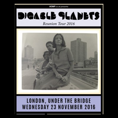 Digable Planets tickets